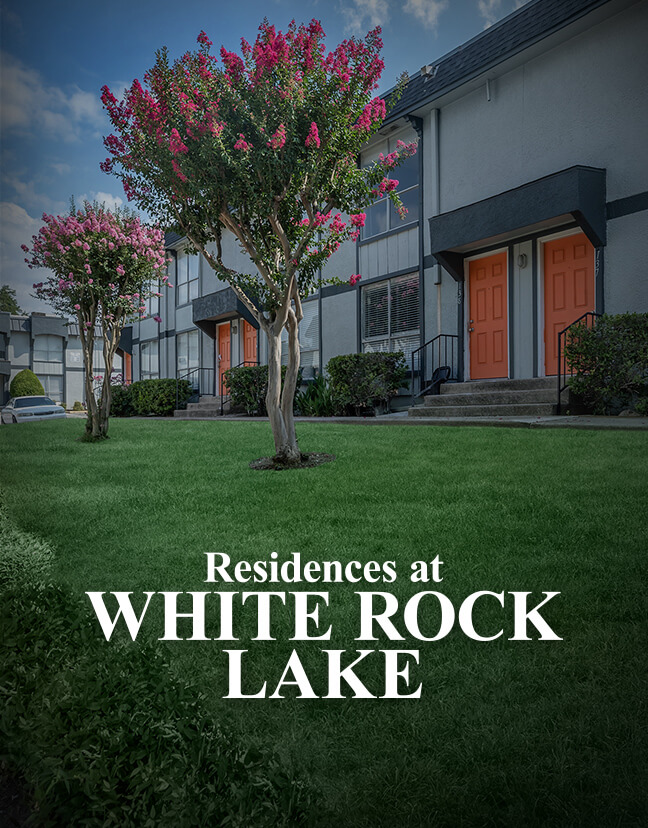 The Residences at White Rock Lake Property Photo